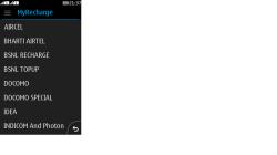mobile recharge screenshot 2/6