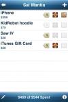 Nice List Lite - Christmas Shopping List screenshot 1/1