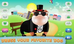 Dog Dress up app screenshot 1/3