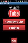AlertTube screenshot 1/4