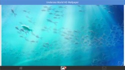 Undersea World HD Wallpapers screenshot 6/6