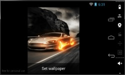 Aston Martin Cool Live Wallpaper screenshot 3/3