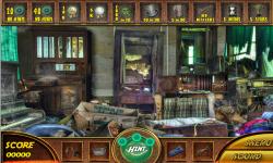 Free Hidden Object Games - Empty House screenshot 3/4
