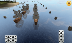 Pirate Ship Race 3D screenshot 2/6