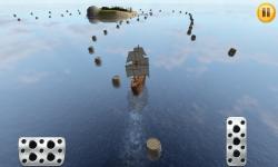 Pirate Ship Race 3D screenshot 4/6