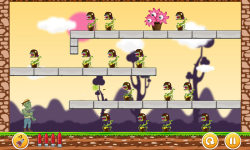 Undead vs Plants Game App screenshot 1/6