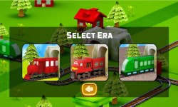 Train Track Builder 3D screenshot 1/6