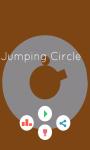 Jumping Circle screenshot 1/4