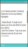DU Speed Booster /Cache Cleaner screenshot 1/1