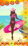 Beach Girl Dress Up Games screenshot 5/6