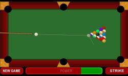 The Pool Saga screenshot 1/1