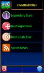 Soccer Plus screenshot 3/3