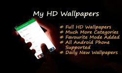 My HD Wallpapers Mobile App screenshot 2/6