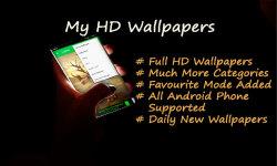 My HD Wallpapers Mobile App screenshot 3/6