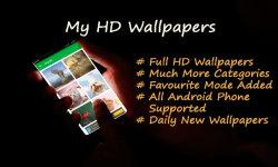 My HD Wallpapers Mobile App screenshot 4/6
