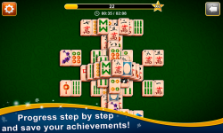 Mahjong Solitaire - Guru screenshot 1/4