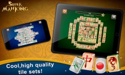 Mahjong Solitaire - Guru screenshot 3/4
