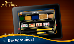 Mahjong Solitaire - Guru screenshot 4/4