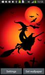 Halloween Live Wallpapers Free screenshot 1/6