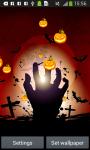 Halloween Live Wallpapers Free screenshot 2/6
