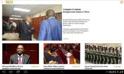 Citizen TV News  screenshot 3/6