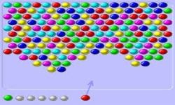 Bubble shooter 16 screenshot 2/6