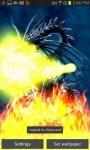 Skull Dragon Flames LWP free screenshot 1/4