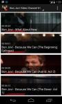Bon Jovi Video Clip screenshot 1/6