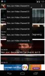 Bon Jovi Video Clip screenshot 2/6