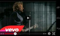 Bon Jovi Video Clip screenshot 5/6