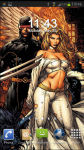 X-Men Cartoon Wallpaper screenshot 6/6