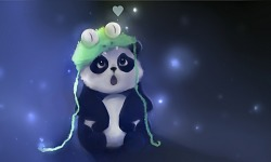 Cute Panda Images Wallpaper screenshot 4/6