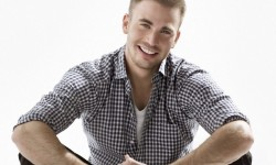 Charming Chris Evans HD wallpapers screenshot 5/6