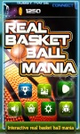 3D Real Basket Ball Mania screenshot 1/6