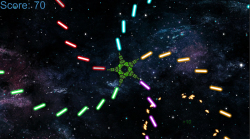 Space Asteroid Shooter screenshot 1/1