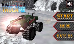 Monster Truck Snowfall screenshot 1/6