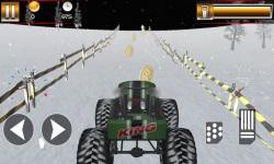 Monster Truck Snowfall screenshot 4/6