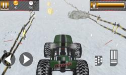 Monster Truck Snowfall screenshot 5/6