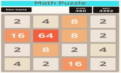 Math Puzzle Game screenshot 2/4