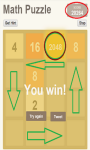 Math Puzzle Game screenshot 4/4