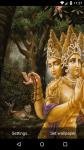 Beautiful Brahma Live Wallpaper HD screenshot 2/6