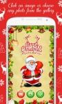 Merry Christmas Photo Editor App screenshot 1/3