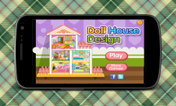 Doll House Desing apk screenshot 1/3