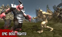 Gothic Monster Adventure 3D screenshot 4/5