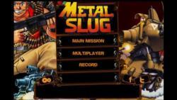 METAL SLUG customary screenshot 2/5