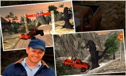4x4 Hill Driver 3D screenshot 1/5