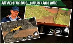 4x4 Hill Driver 3D screenshot 3/5
