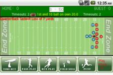 Touch Football American Beta screenshot 2/6