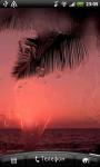 Rainy Window Live Wallpaper screenshot 1/2