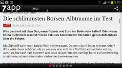 7.app | Nachrichten screenshot 5/5
